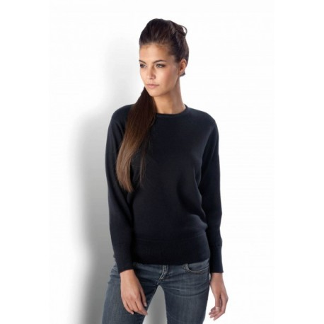 KARIBAN LADIES ROUND NECK JUMPER