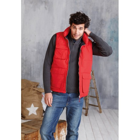 KARIBAN QUILTED BODYWARMER