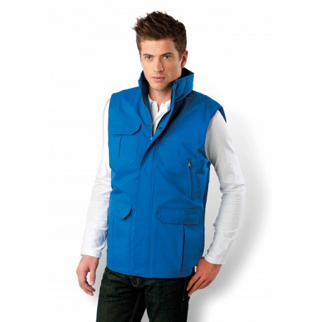 KARIBAN WORKER BODYWARMER