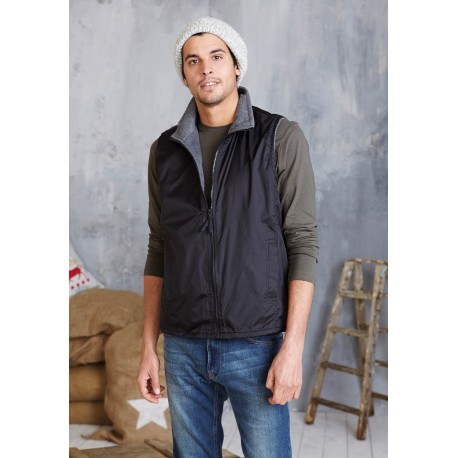 KARIBAN RECORD POLAR LINED BODYWARMER