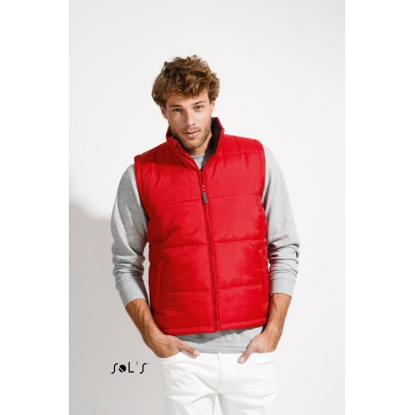SOL'S WARM PADDED BODYWARMER
