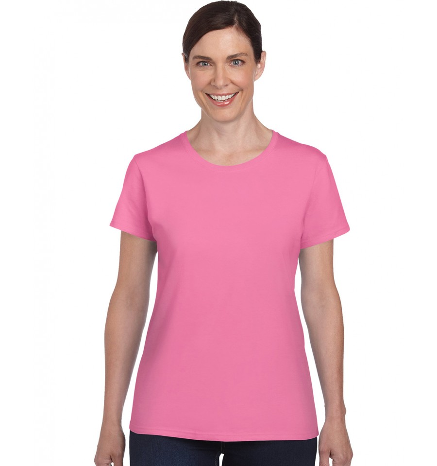 Gildan Heavy Cotton Ladies T Shirt