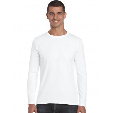 GILDAN SOFTSTYLE ADULT LONG SLEEVE T-SHIRT