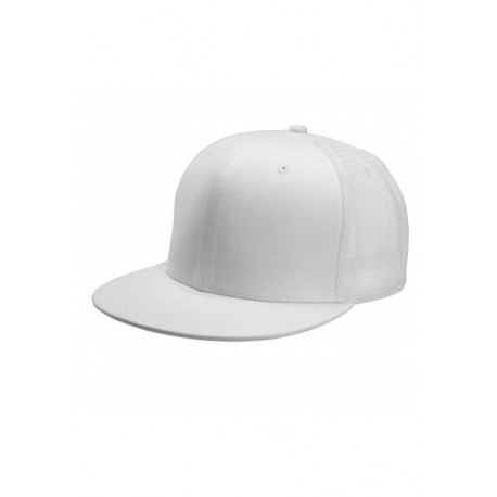 K-UP TRUCKER FLAT PEAK CAP