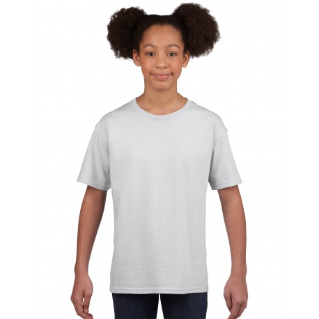 GILDAN SOFTSTYLE YOUTH RING SPUN T-SHIRT