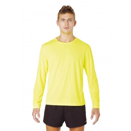 PROACT MENS LONG SLEEVE SPORTS T-SHIRT