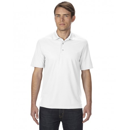 GILDAN PERFORMANCE ADULT DOUBLE PIQUÉ POLO