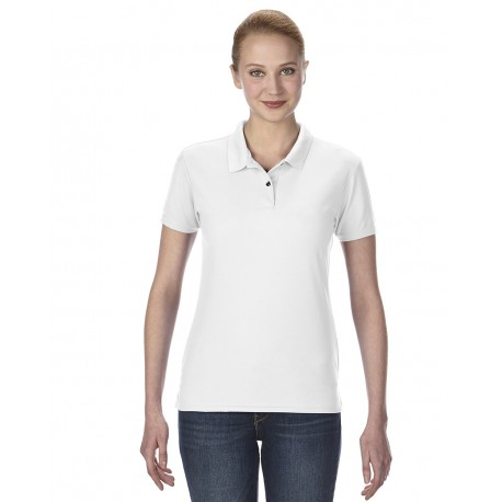 GILDAN PERFORMANCE LADIES DOUBLE PIQUÉ POLO