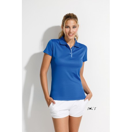 SOLS PERFORMER WOMEN WOMENS SPORTS POLO SHIRT