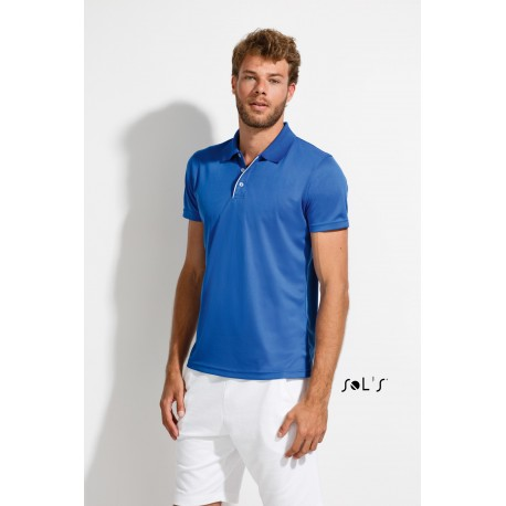 TRICOU POLO SOL'S PERFORMER