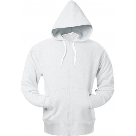 KARIBAN ZIP HOODED SWEATSHIRT
