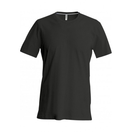 KARIBAN MENS SHORT SLEEVE ROUND NECK T-SHIRT