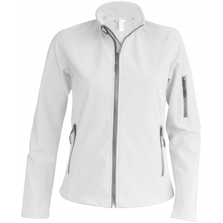 KARIBAN LADIES SOFTSHELL JACKET