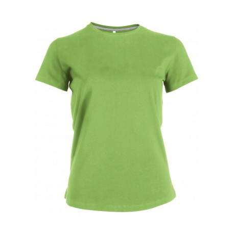 KARIBAN LADIES SHORT SLEEVE ROUND NECK T-SHIRT