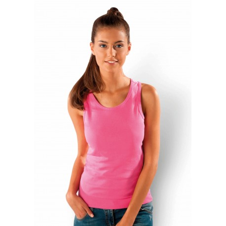 KARIBAN ANGELINA LADIES TANK VEST