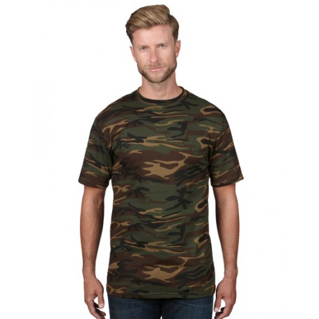 ANVIL HEAVYWEIGHT CAMOUFLAGE TEE