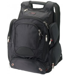 """Proton checkpoint-friendly 17"""" computer backpack"""