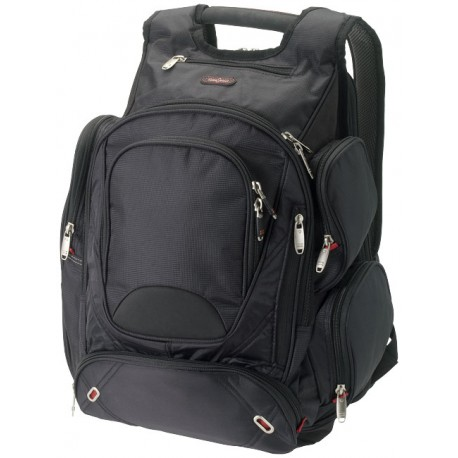 "Proton checkpoint-friendly 17"" computer backpack"