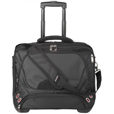 "Proton checkpoint-friendly 17"" computer attaché"