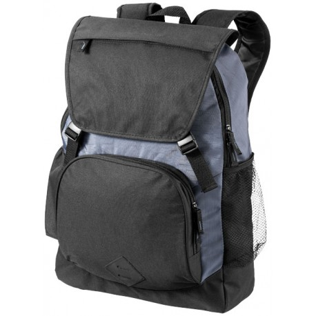 "Wellington 17"" laptop backpack"