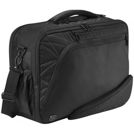 "Vapor checkpoint-friendly 17"" laptop attaché"