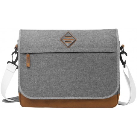 "Echo 14"" laptop shoulder bag"