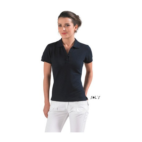 SOL'S PEOPLE WOMENS PIQUE POLO SHIRT