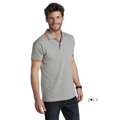 SOL'S PASADENA MEN POLO SHIRT