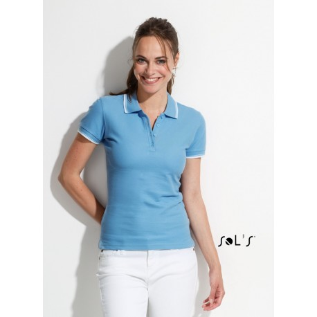SOL'S PRACTICE WOMEN POLO SHIRT