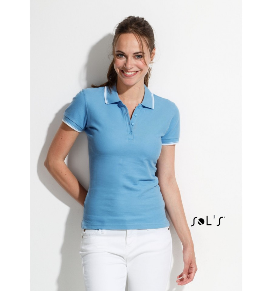 Womens Poloshirt PracticeSOLs