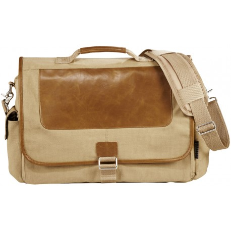 "Cambridge Collection 17"" laptop Messenger"