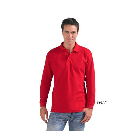 TRICOU POLO SOL'S WINTER II