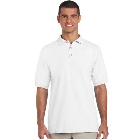 TRICOU POLO GILDAN ULTRA COTTON