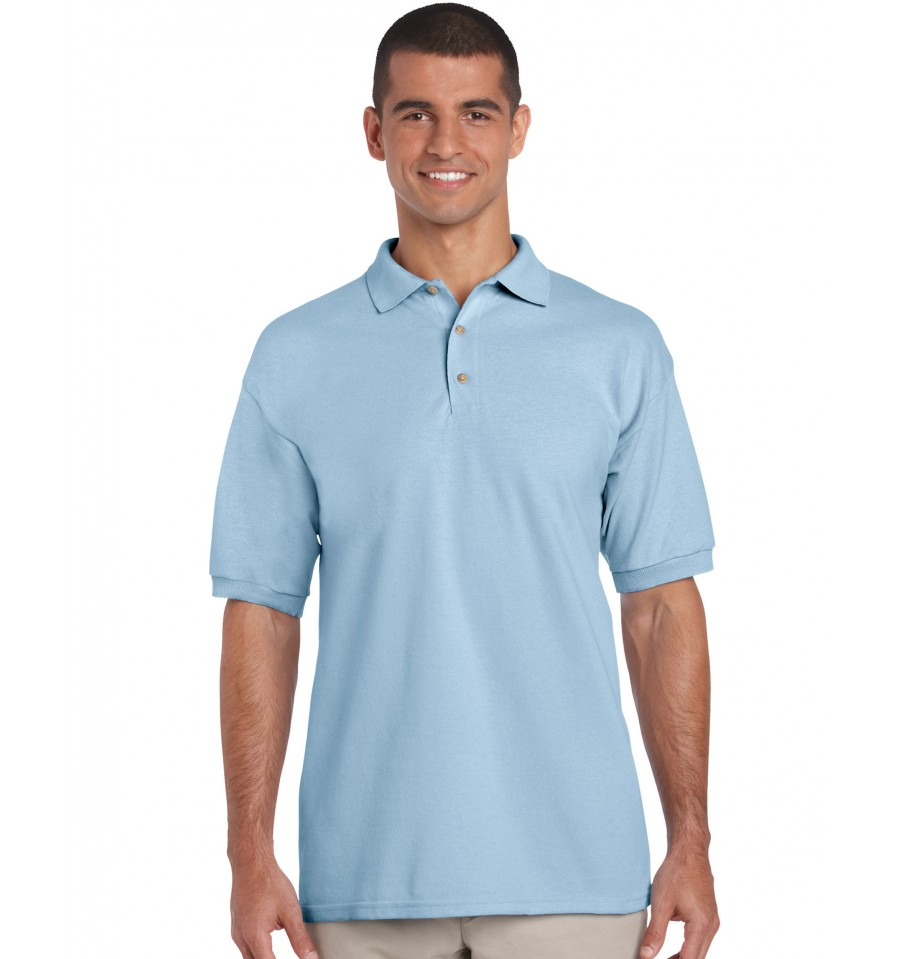 Gildan Ultra Cotton Adult Pique Polo Simple Clothing