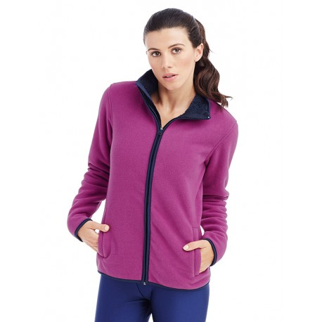 sSTEDMAN ACTIVE TEDDY FLEECE JACKET ladies