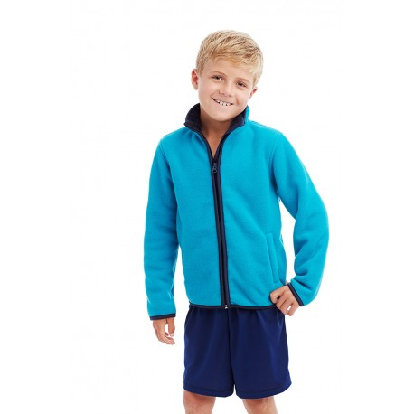 STEDMAN ACTIVE TEDDY FLEECE JACKET KIDS