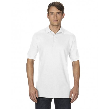 GILDAN PREMIUM COTTON ADULT DOUBLE PIQUÉ POLO
