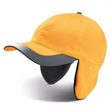 K-UP FLUORESCENT WINTER CAP 6 PANELS
