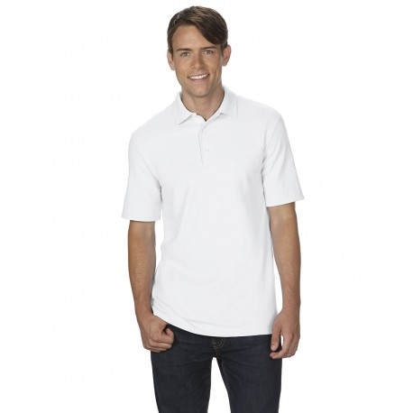 GILDAN DRYBLEND ADULT DOUBLE PIQUÉ POLO