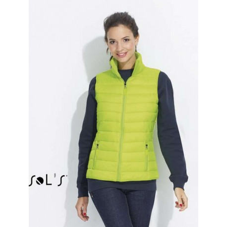 SOL'S WAVE WOMEN LIGHTWEIGHT BODYWARMER
