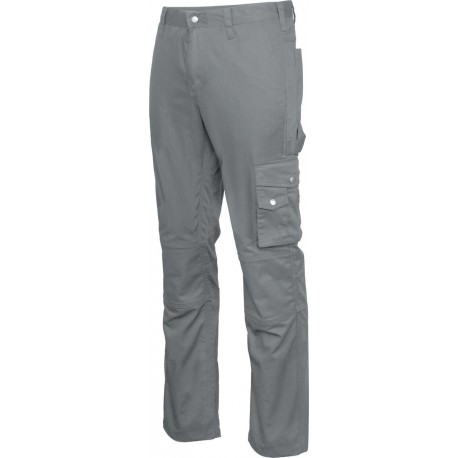 KARIBAN MEN'S MULTI POCKETS WORKWEAR TROUSERS