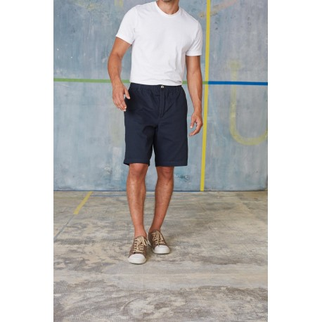 KARIBAN MEN'S BERMUDA SHORTS
