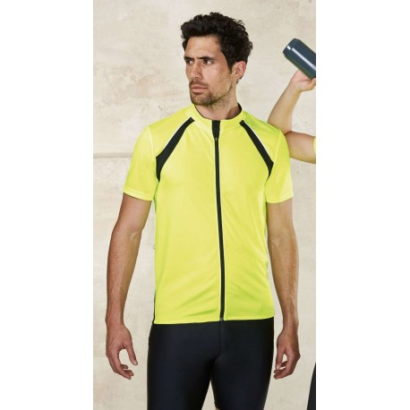 PROACT MEN'S SHORT SLEEVE BIKEWEAR TOP