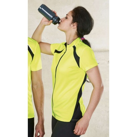 PROACT LADIES' SHORT SLEEVE BIKEWEAR TOP