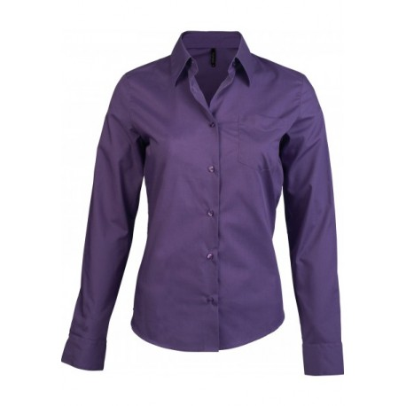KARIBAN JESSICA LADIES LONG SLEEVE SHIRT