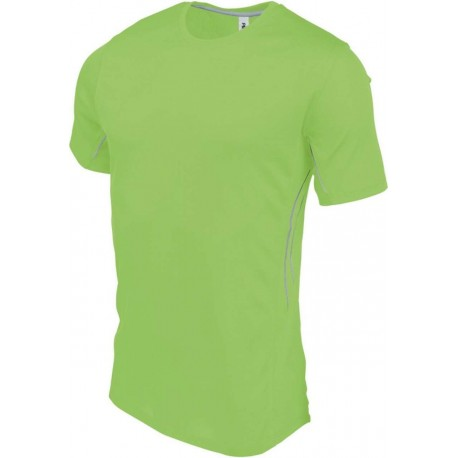 KARIBAN SPORT MENS SHORT SLEEVE SPORTS T-SHIRT