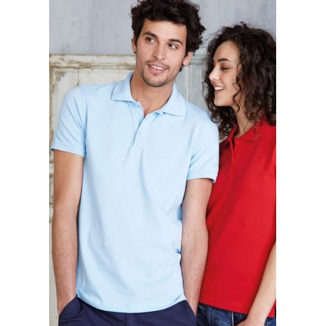 KARIBAN SHORT SLEEVE POLO SHIRT