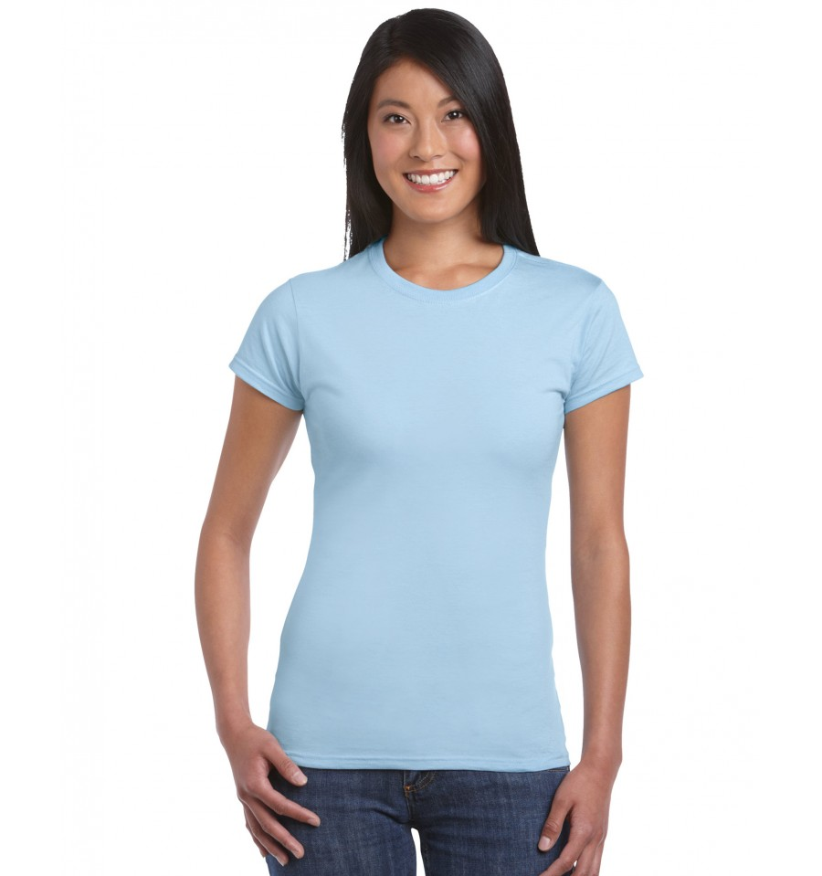 Gildan softstyle ladies t shirt for Gildan t shirts online